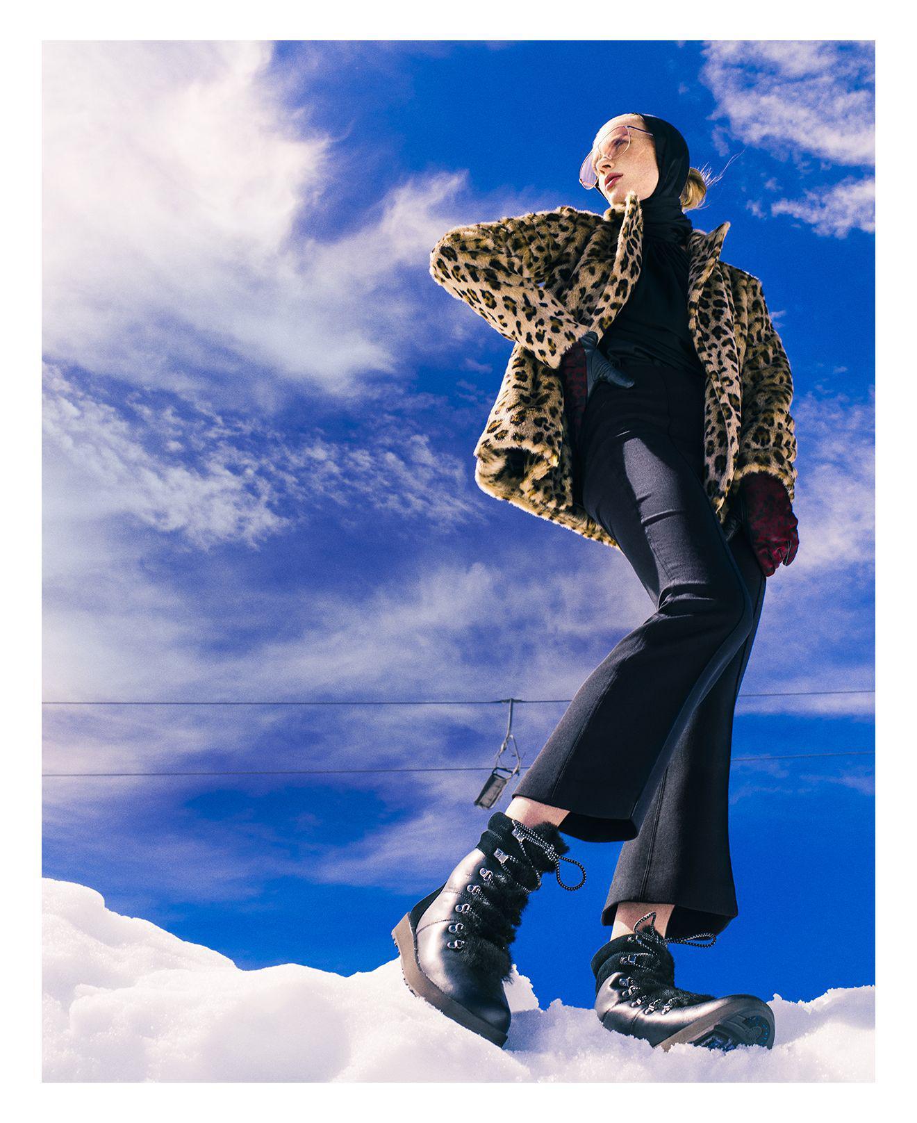 dc719560248 Ugg Brown Viki Waterproof Leather & Sheepskin Boots
