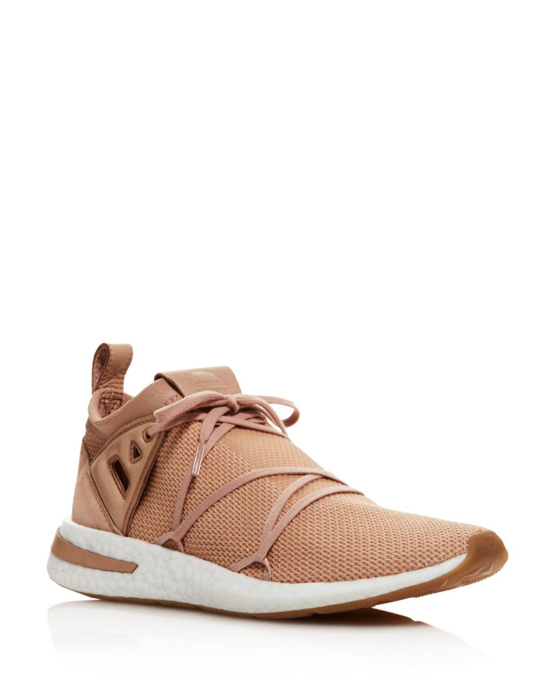 first rate 95857 2bc02 adidas. Womens Arkyn Knit Lace Up Sneakers