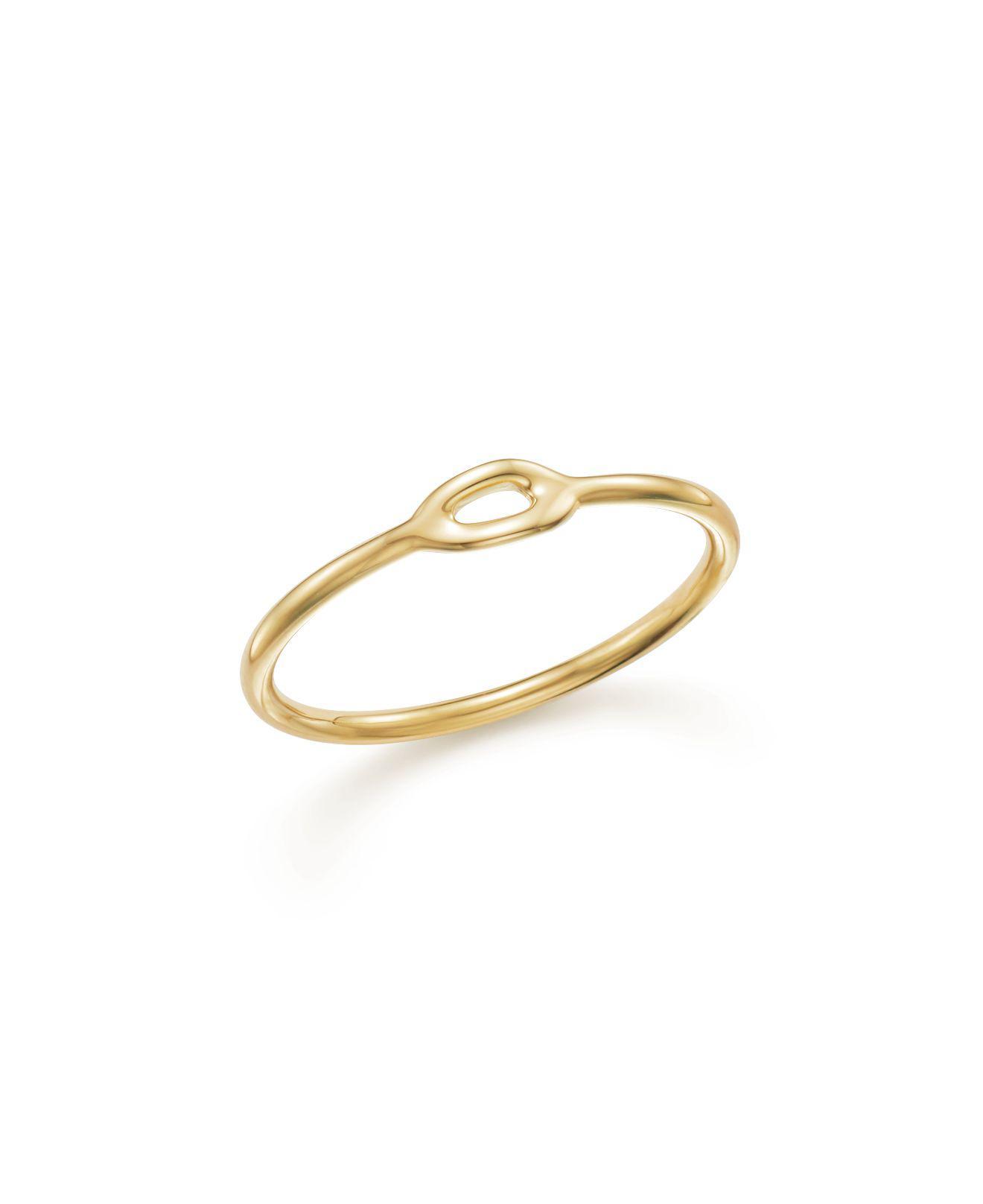 Ippolita Cherish Link Wrapped Ring 53DlRAb