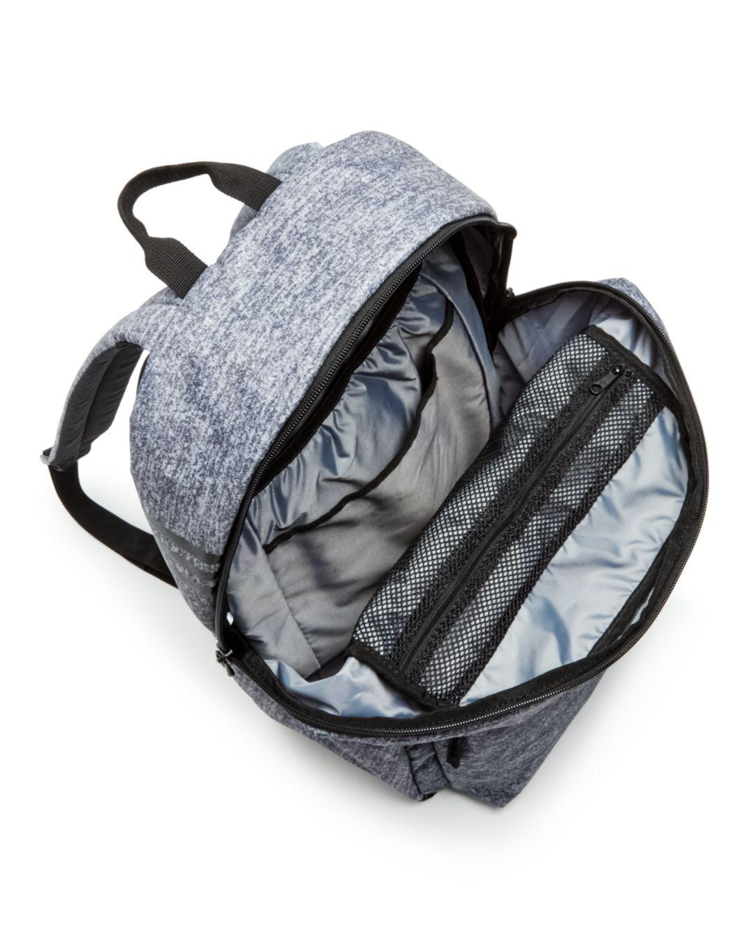 adidas Originals National Heathered Backpack in Gray for Men - Lyst 3d70658a448e9