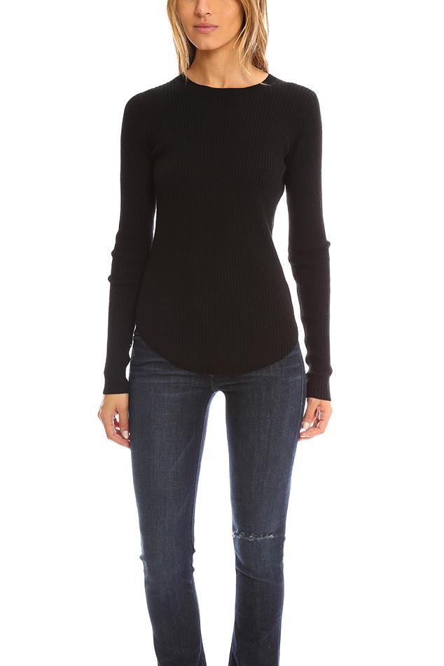 ed8519d6 Lyst - IRO Serena Pullover in Black