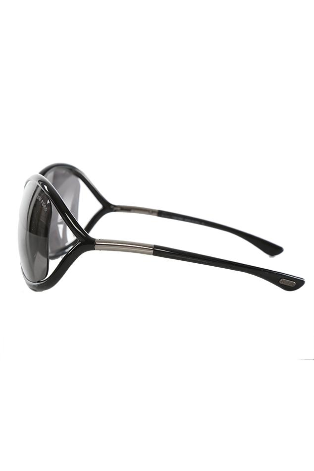 Tom Ford Whitney Sunglasses in Black