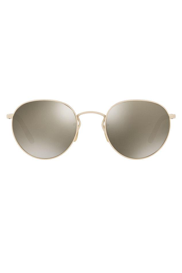 9ace893974 Lyst - Oliver Peoples Hassett Sunglasses in Gray