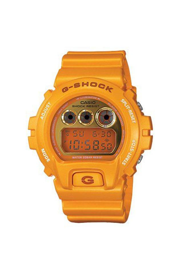 G-shock G Shock 6900 Mirror Metallic Yellow in Metallic