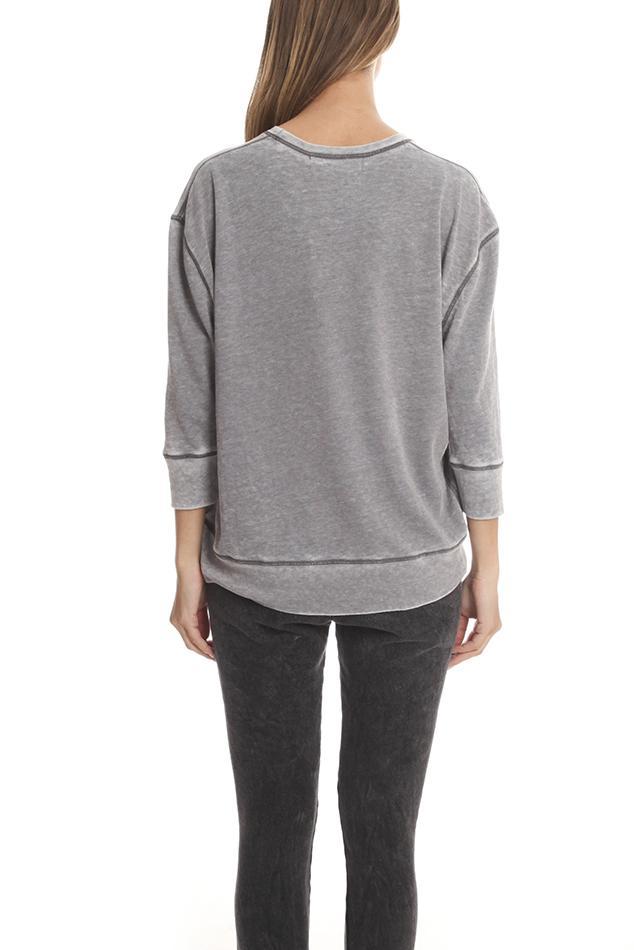 IRO Lilybel Sweatshirt Sweater in Grey (Grey)