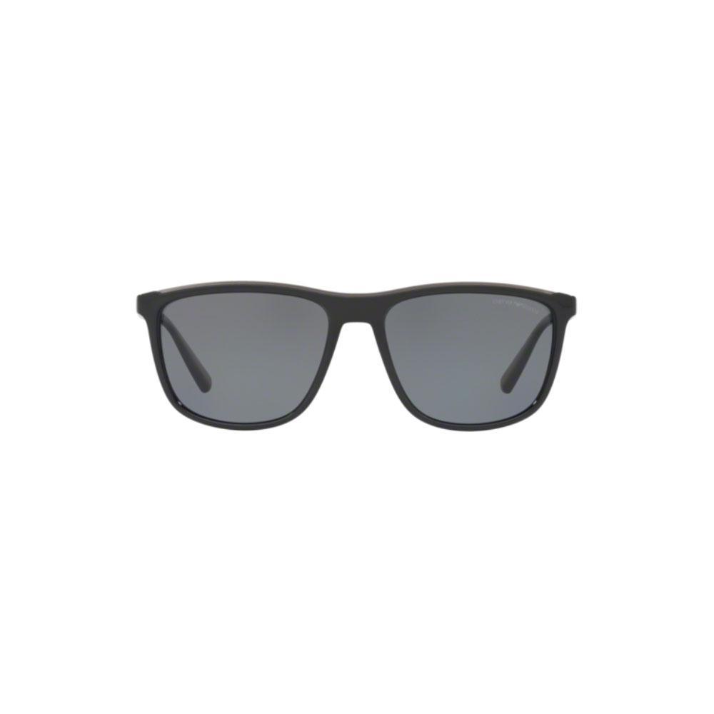 078c525fd3c5 Emporio Armani Sunglasses Ea4109 501781 57mm in Gray for Men - Lyst