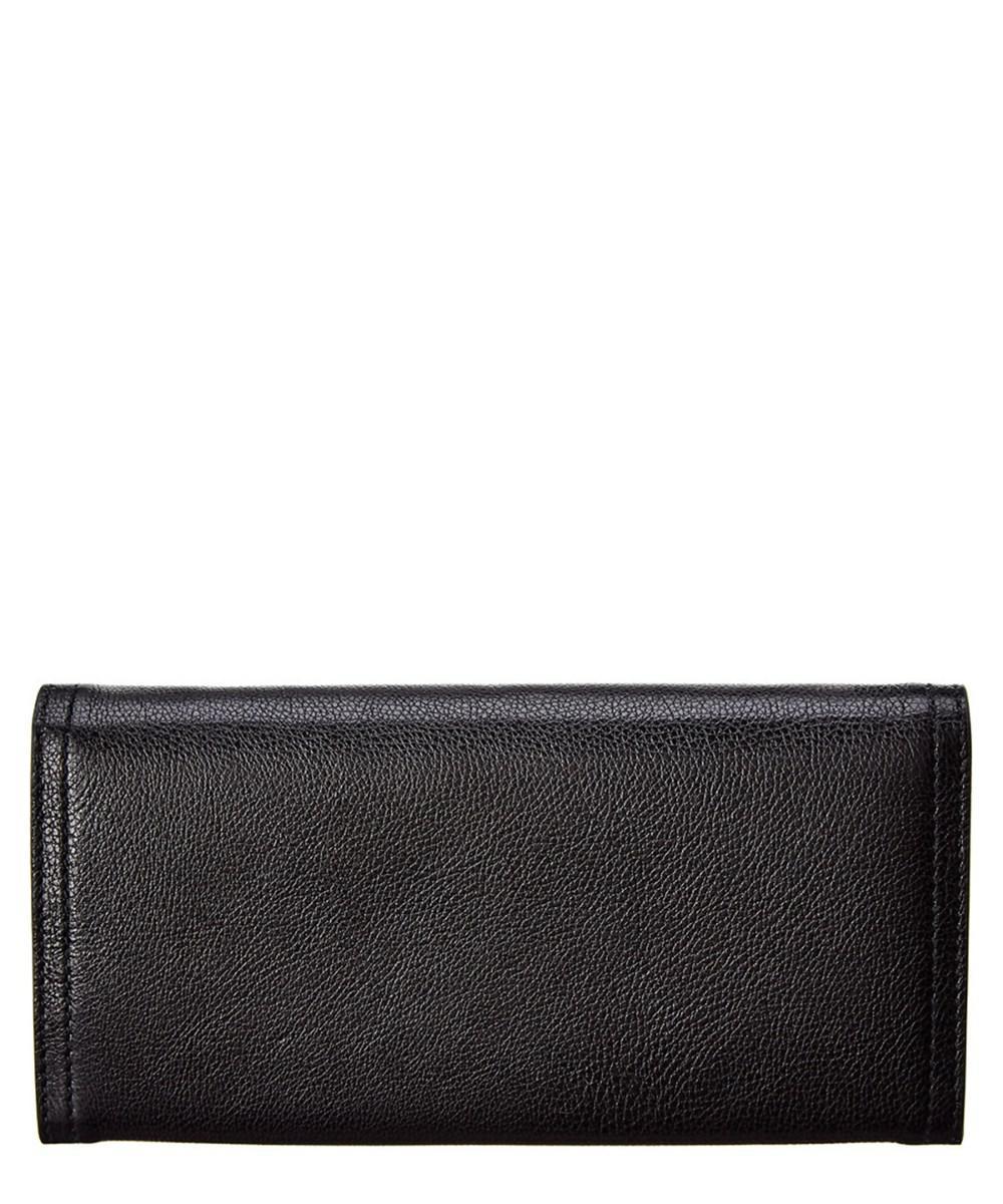 cba4d15585ac Continental Wallet Classic Lyst In Prada 20 54794520547945 Save Black  wqAEzAa