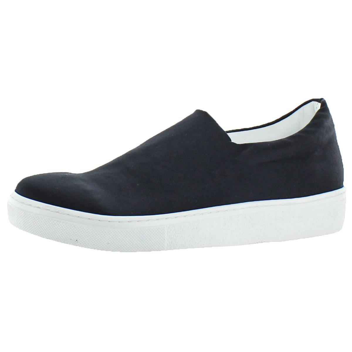 483ae3f83a8 Steven by Steve Madden. Black Womens Divide Low Top Trainer Fashion Sneakers