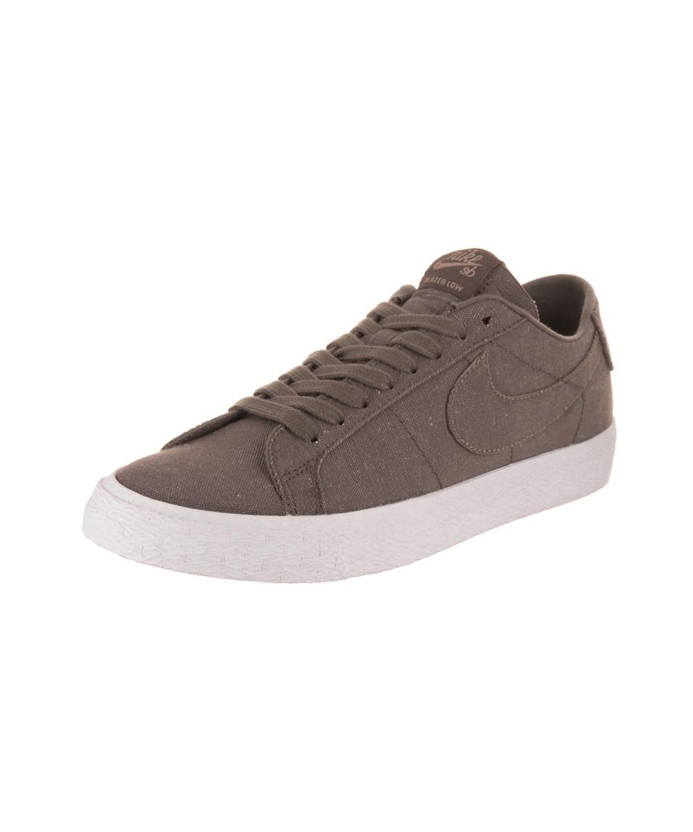 3d96ced1a4c2 ... Mid Decon BlackWhite Shoes  best deals on 06f2a 38a9d Nike. Mens Sb  Zoom Blazer Low Cnvs Decon Skate Shoe ...