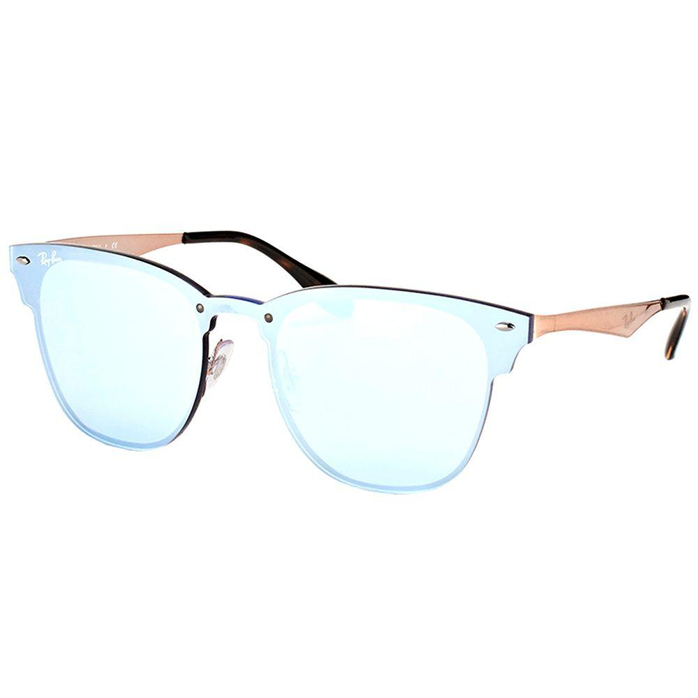 3bc4931451 Lyst - Ray-Ban Rb 3576n 90391u 41mm Brusched Copper Retro Sunglasses