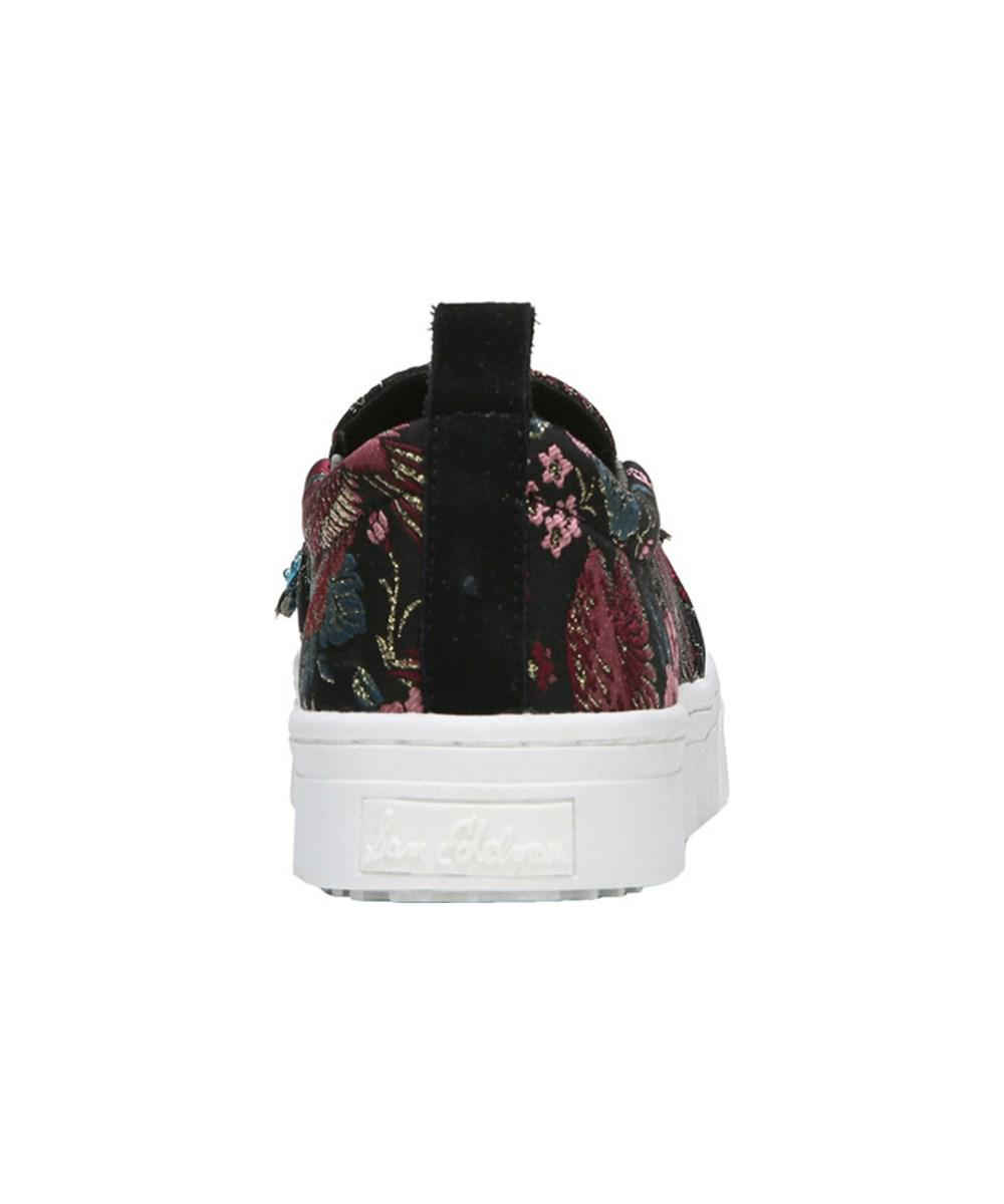 a807ba3ecb0 Lyst - Sam Edelman Women s Leila Sneaker in Black - Save ...