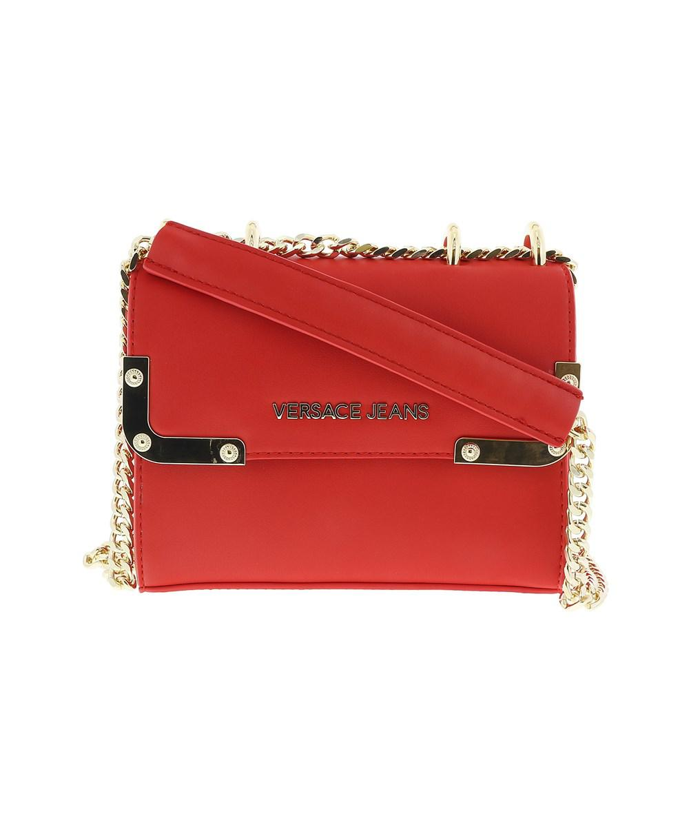 69b48e069ac3 Lyst - Versace Jeans Ee1vrbba4 Red Shoulder Bag in Red