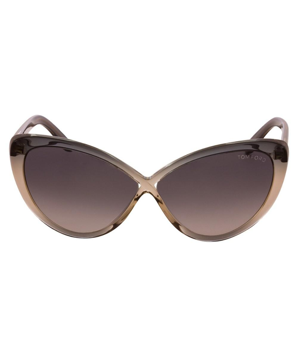 bb416e53ebc Lyst - Tom Ford Women s Madison 135mm Sunglasses - Save 5.714285714285708%