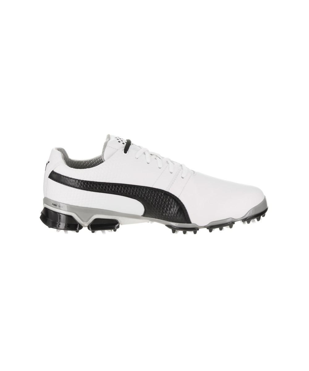 b16239685b5 Puma Men s Titantour Ignite Golf Shoe in White for Men