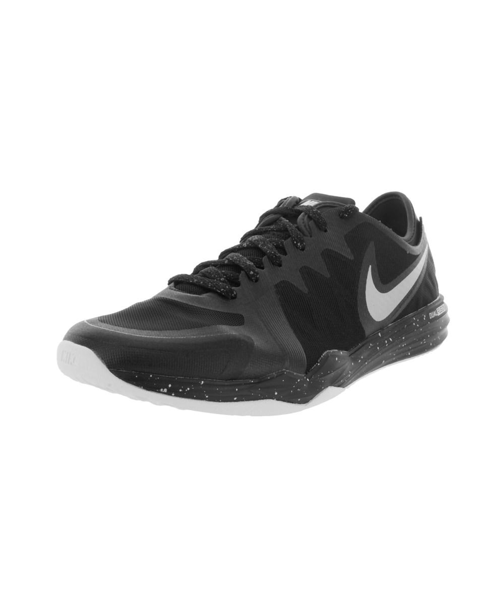 check out e24d1 43cfa Lyst - Nike Women s Dual Fusion Tr 3 Print Training Shoe in Black