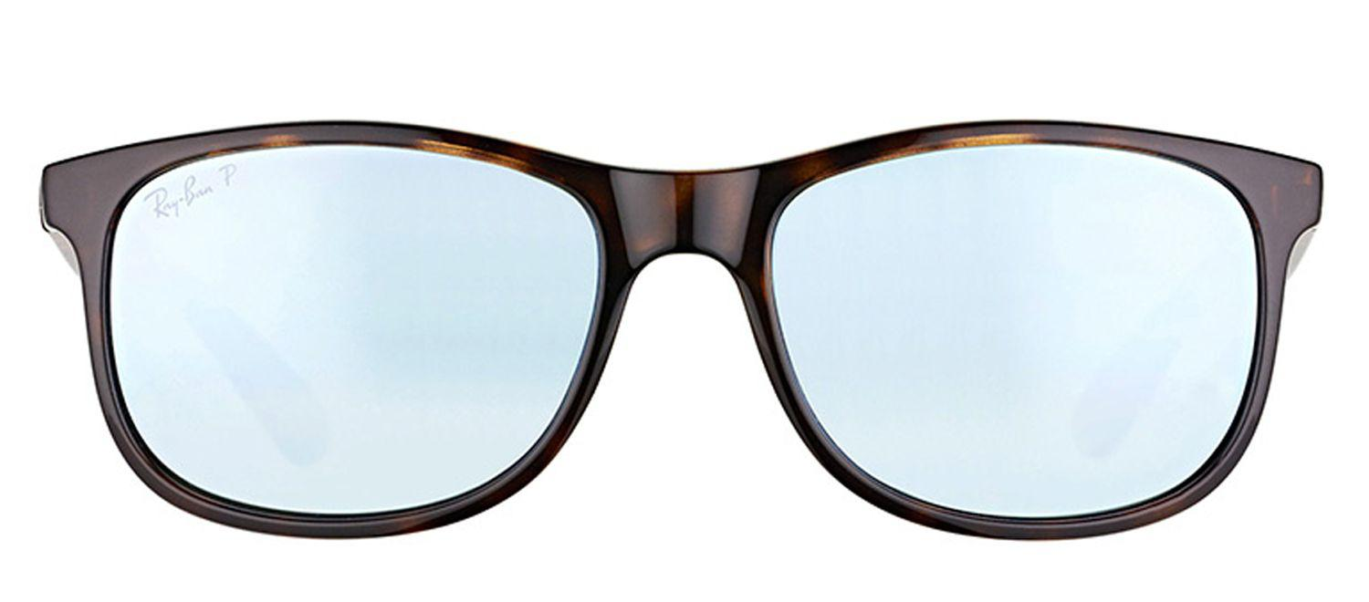 be56821c9c ... Andy Rb 4202 710 y4 Brown Square Sunglasses - Lyst. View fullscreen