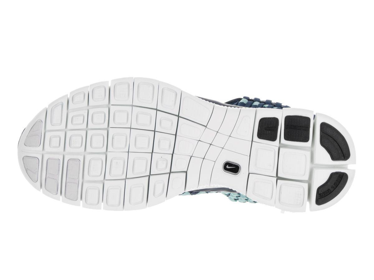 2bf370f21d23 Nike - Blue Women s Free Inneva Woven Running Shoe - Lyst. View fullscreen