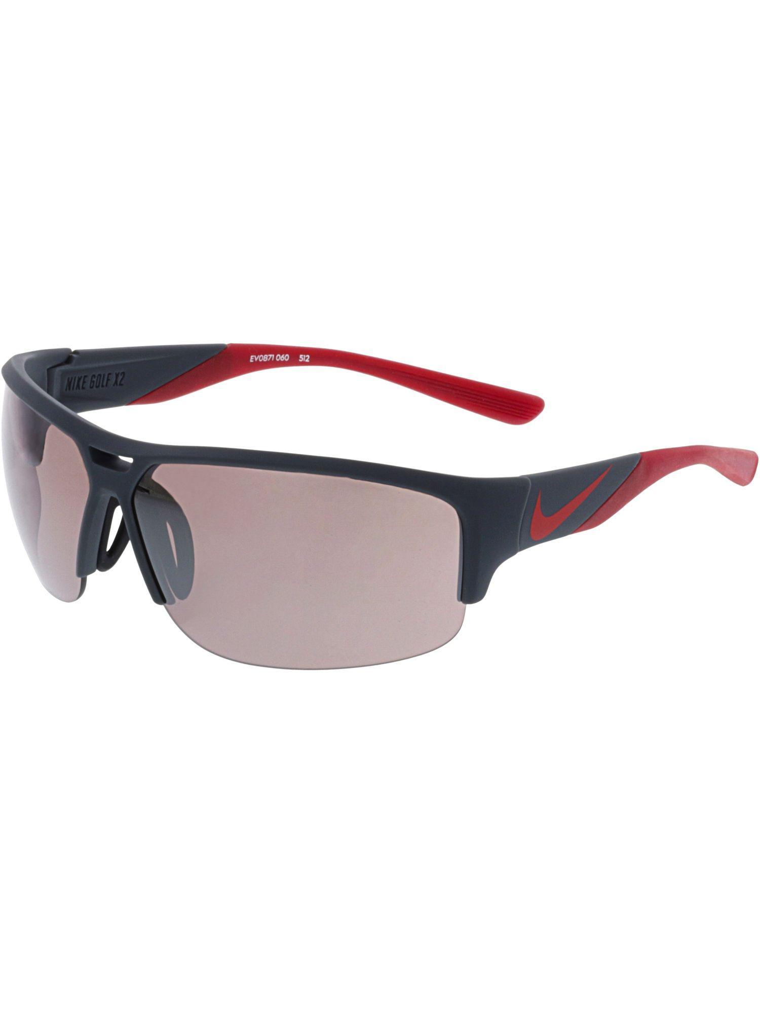 d03424c1d24 Lyst - Nike Men s Golf X2 Ev0871-060 Matte Grey Wrap Sunglasses for Men