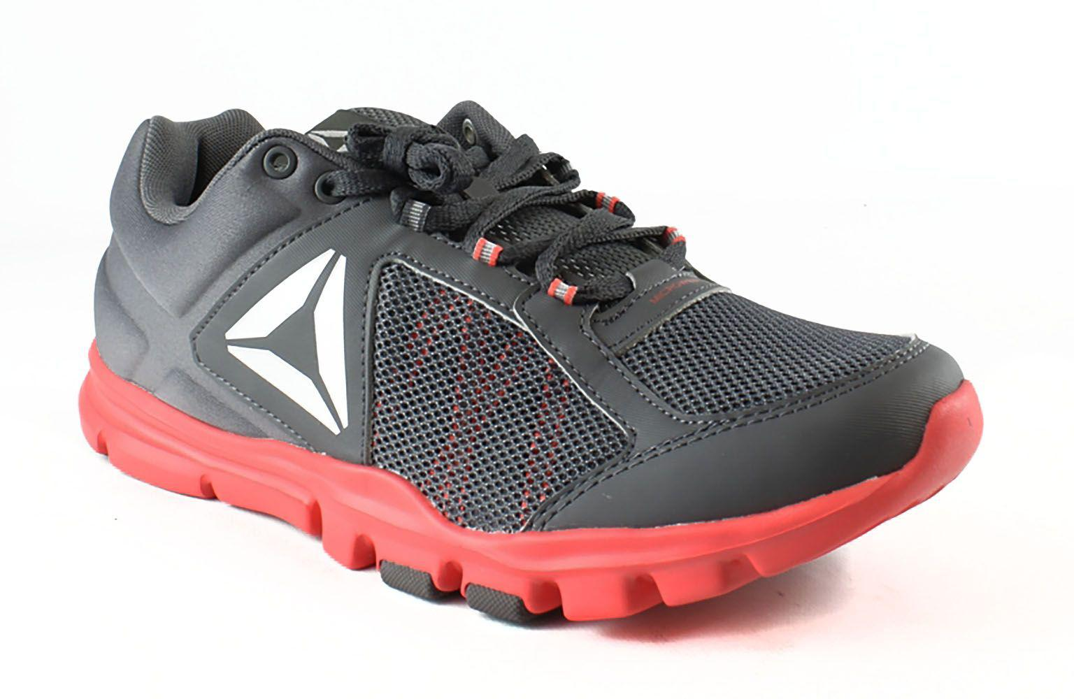 a3030e373156 Lyst - Reebok Womens Yourflex Trainette 9.0 Mt Gray Cross Training Shoes