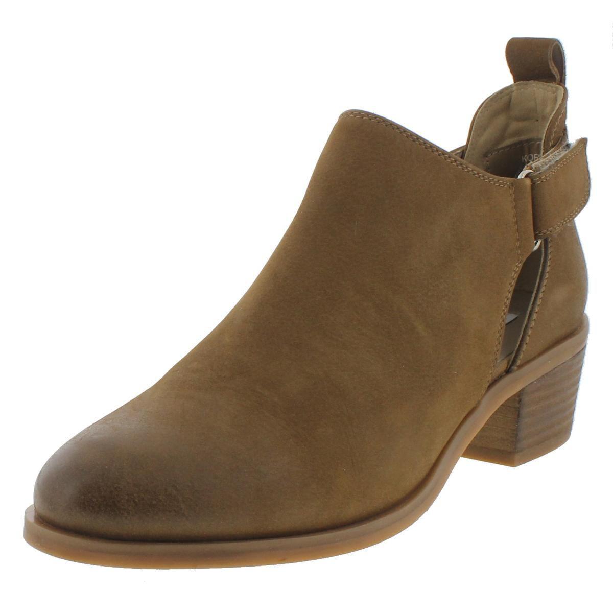 fdd5f322fcbd Lyst - Steve Madden Womens Korbyn Shootie Almond Toe Ankle Boots in ...