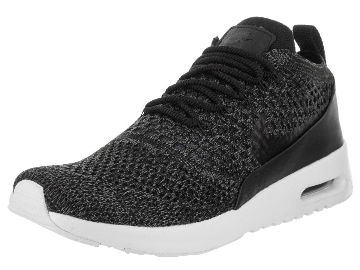 95be287314 Lyst - Nike Women's Air Max Thea Ultra Flyknit Running Shoe in Black