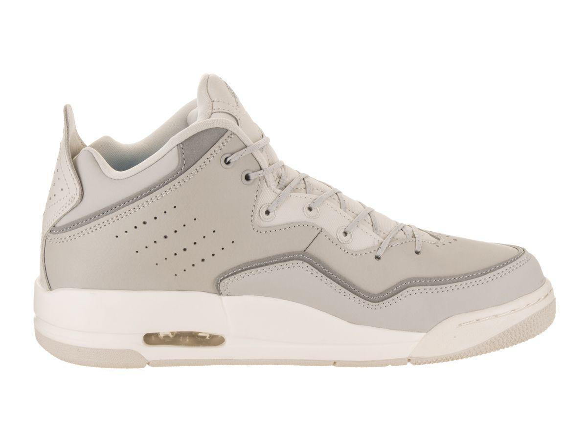 huge selection of 07a4e 6bf56 Nike - Gray Nike Men s Courtside 23 Basketball Shoe for Men - Lyst. View  fullscreen