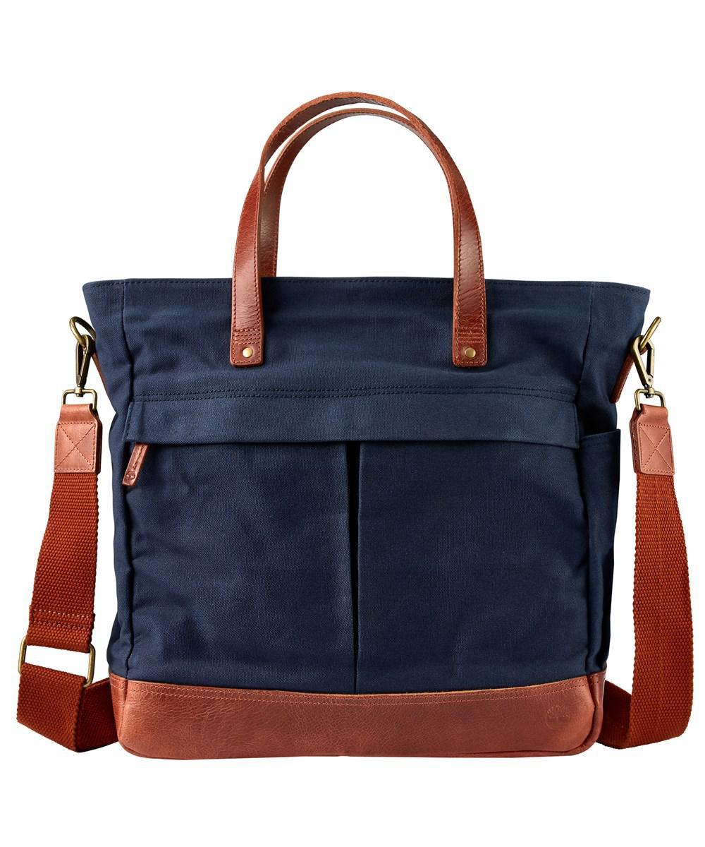 2ddd8337b9 Lyst - Timberland Nantasket All Purpose Bag in Black for Men