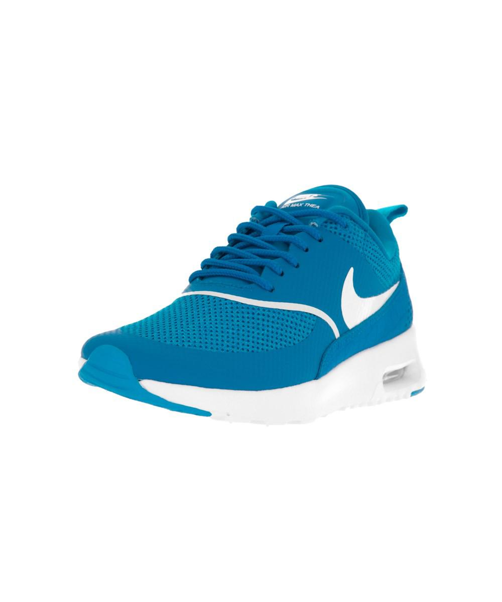 timeless design 1df77 dfbc1 Nike. Blue Women s Air Max Thea Running Shoe