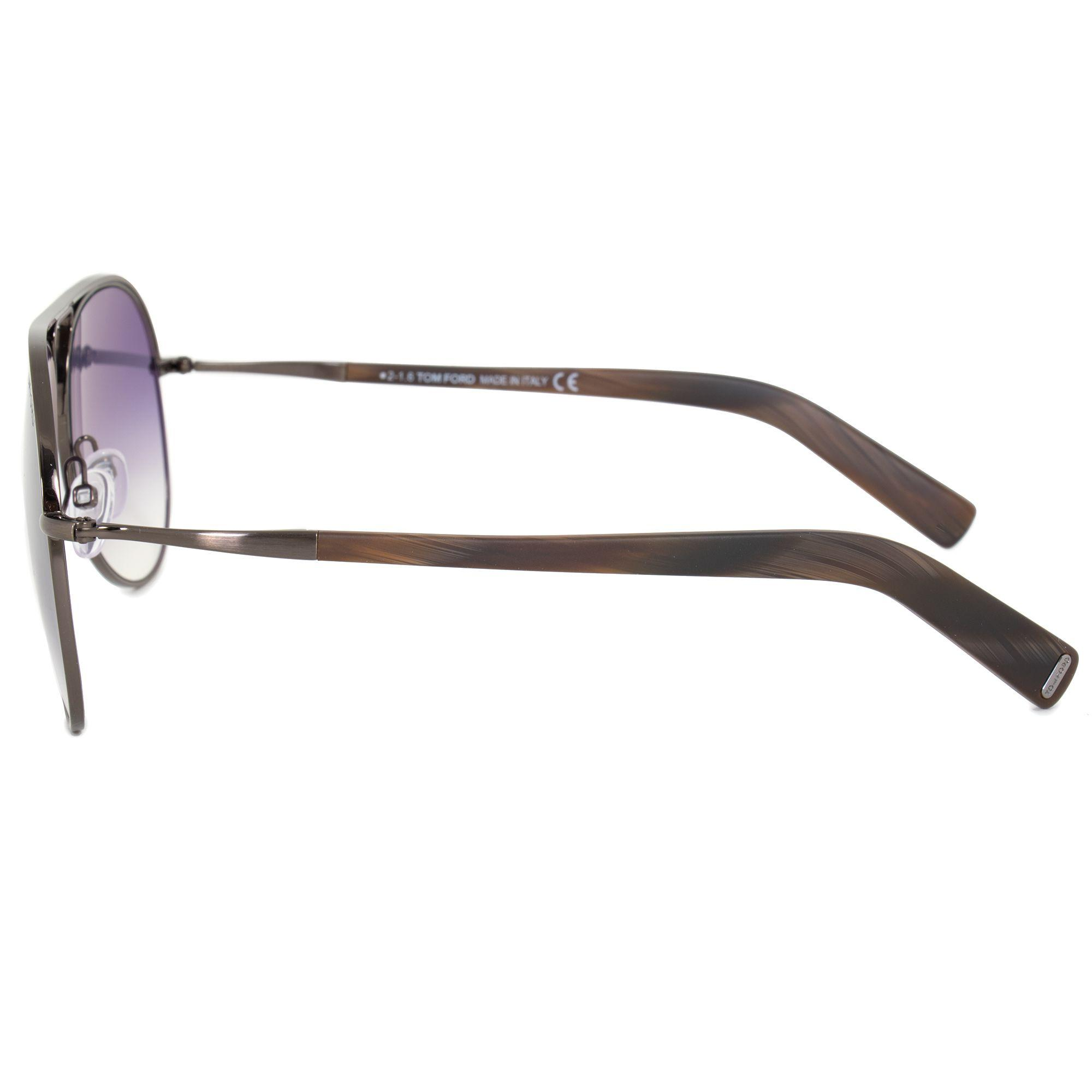 5af8df609b Tom Ford - Multicolor Ft0448 Cody Aviator Sunglasses - Lyst. View fullscreen