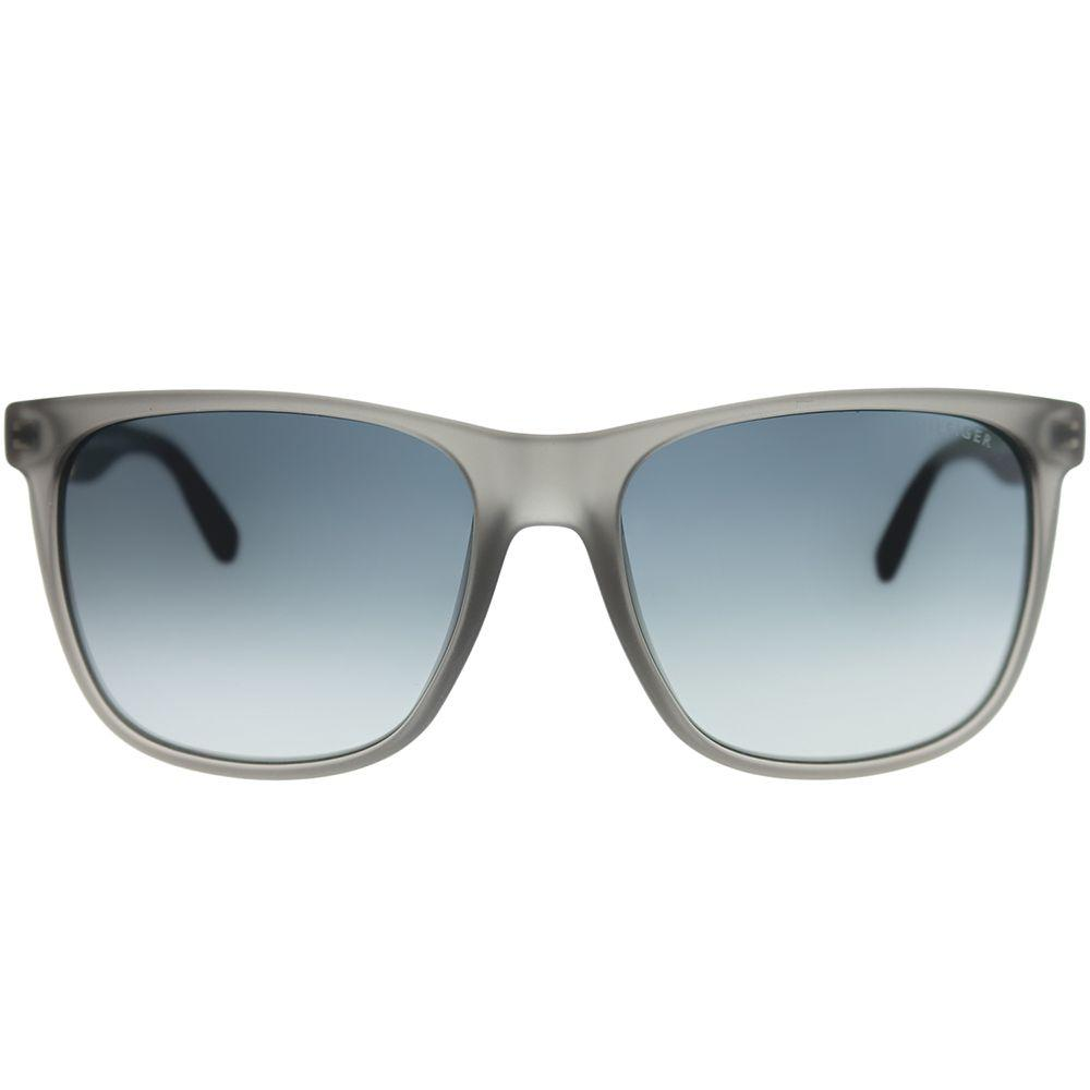 390561aaebac5 Tommy Hilfiger - Blue Th 1281 s Fme Hd Gray White Rectangle Sunglasses -  Lyst. View fullscreen