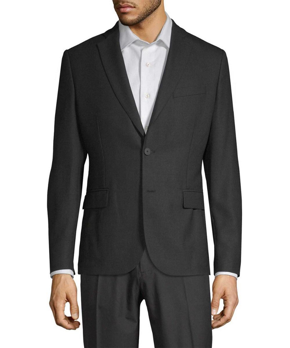 c395668c89 Lyst - J.Lindeberg Hopper Soft Combat Wool Sportcoat in Black for Men