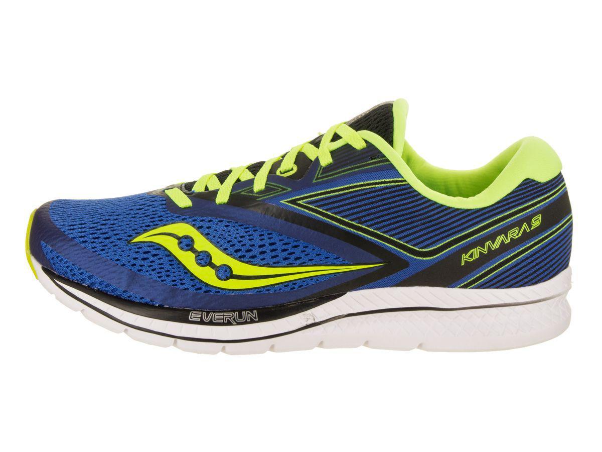 cb10d84c6bf9 Lyst - Saucony Men s Kinvara 9 Running Shoe in Blue for Men