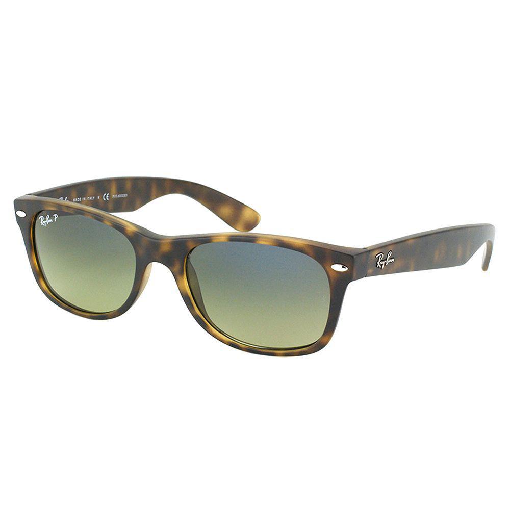 25317cc4bbaad Ray-Ban. Women s New Wayfarer Rb 2132 894 76 52mm Matte Havana Rectangular  Sunglasses