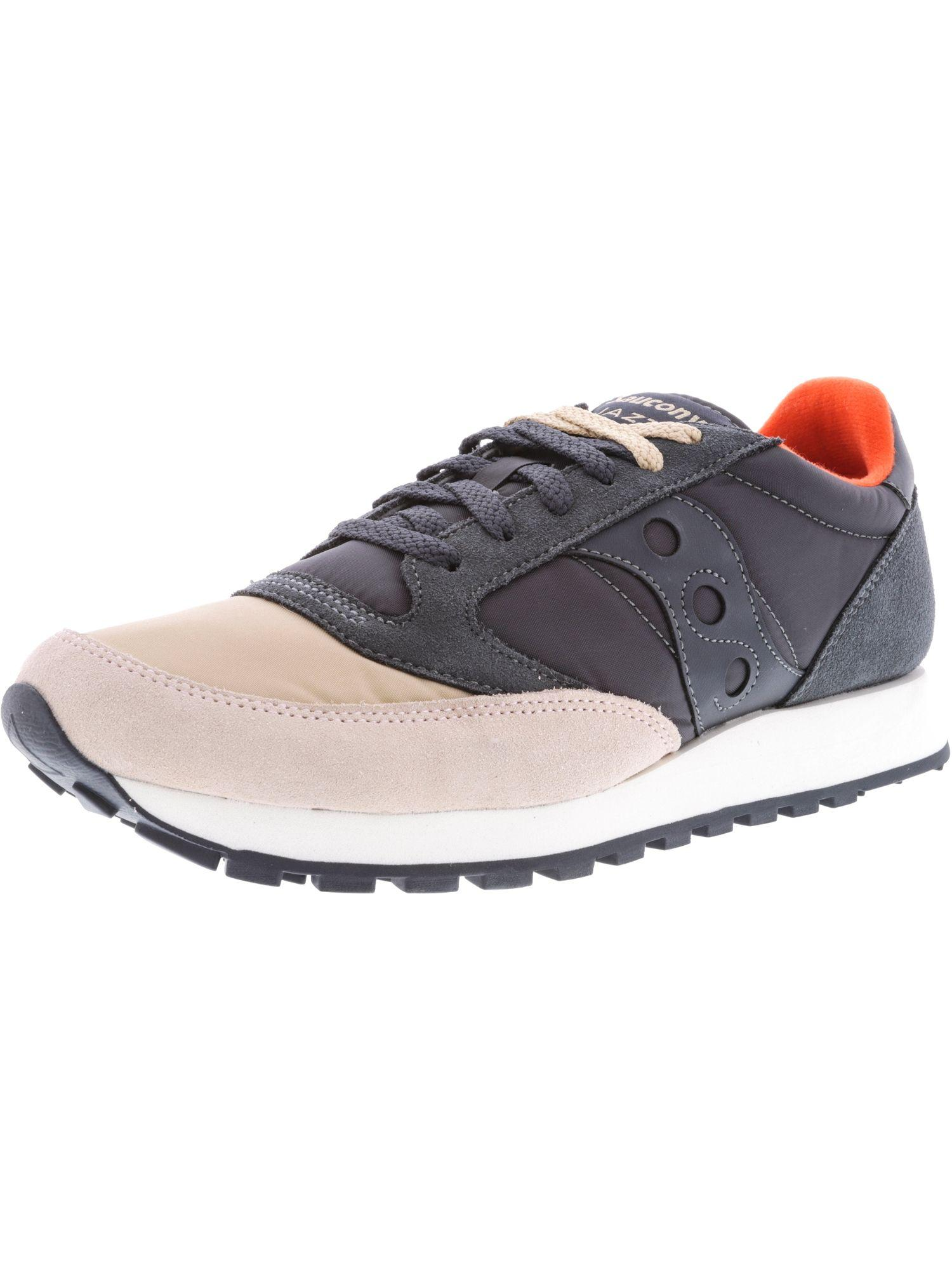 the latest 05f29 0ad45 Lyst - Saucony Men's Jazz Original Ankle-high Leather ...