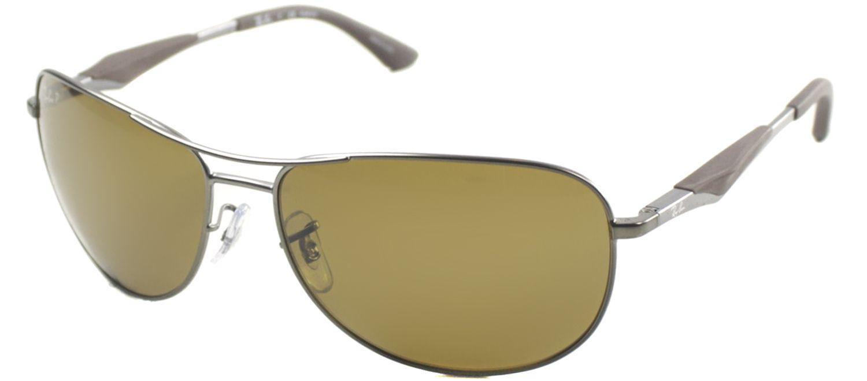 826451d1bac Ray-Ban. Women s Rb 3519 029 83 62mm Gunmetal Aviator Sunglasses