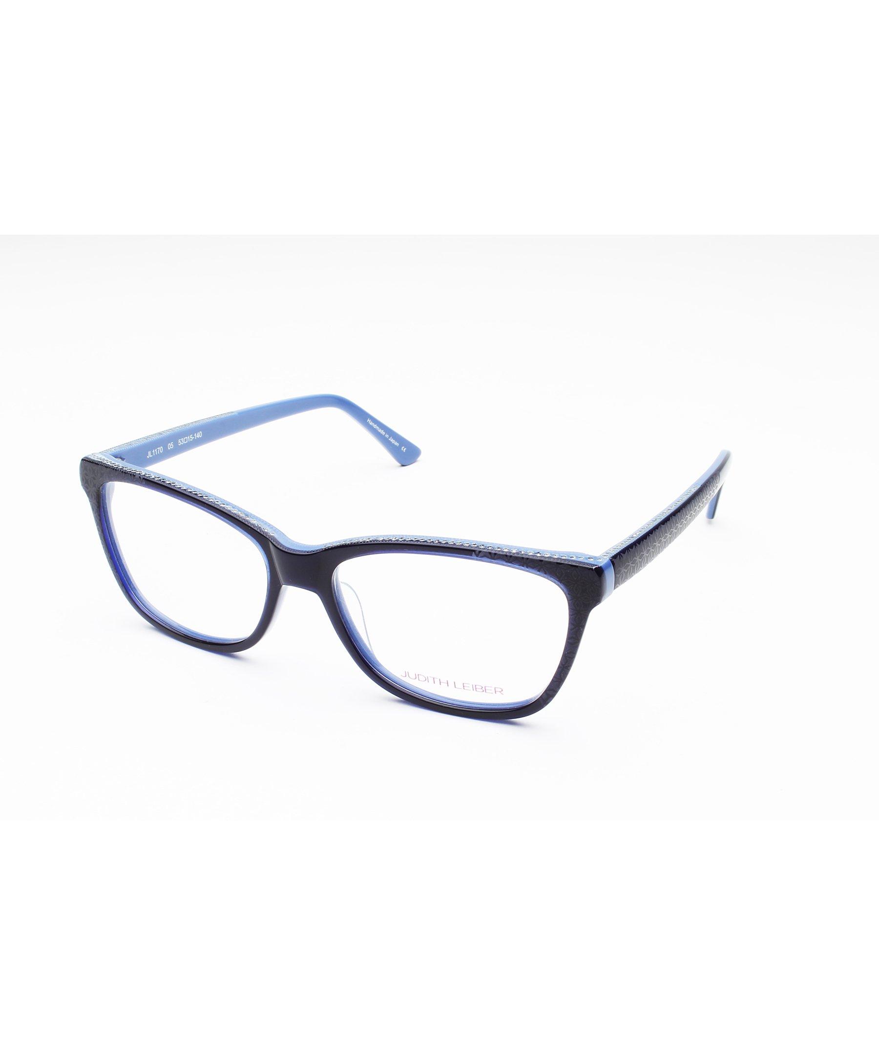 Judith leiber Classics Eyeglasses in Blue Lyst