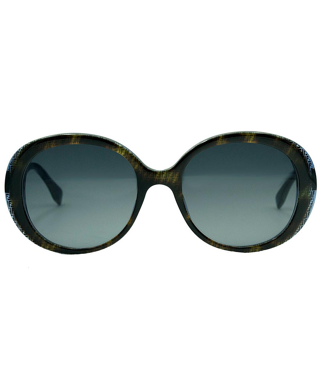 1e09a90d6d Fendi Modified Plastic Sunglasses