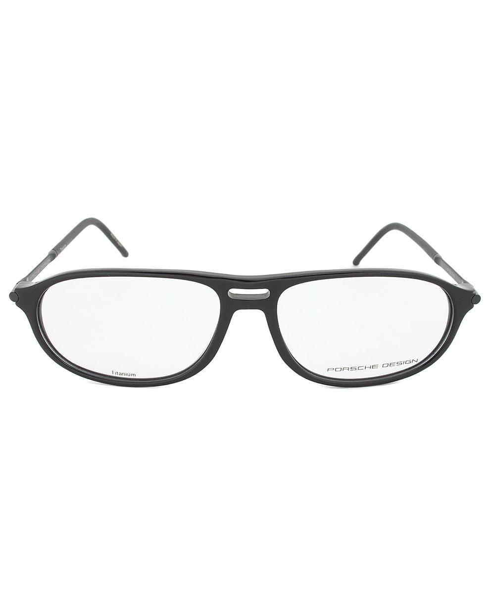 Porsche design Design P8138 Eyeglass Frames in Black Lyst