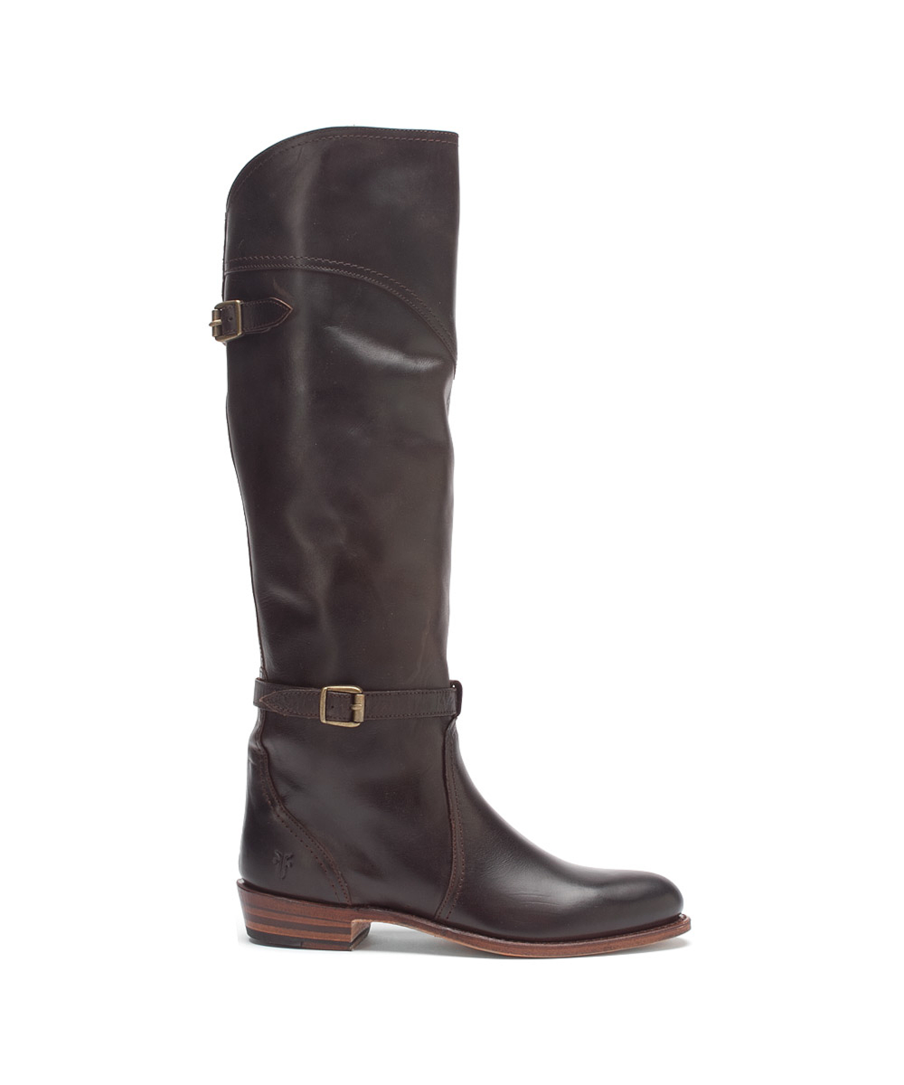 frye s dorado boots in black lyst