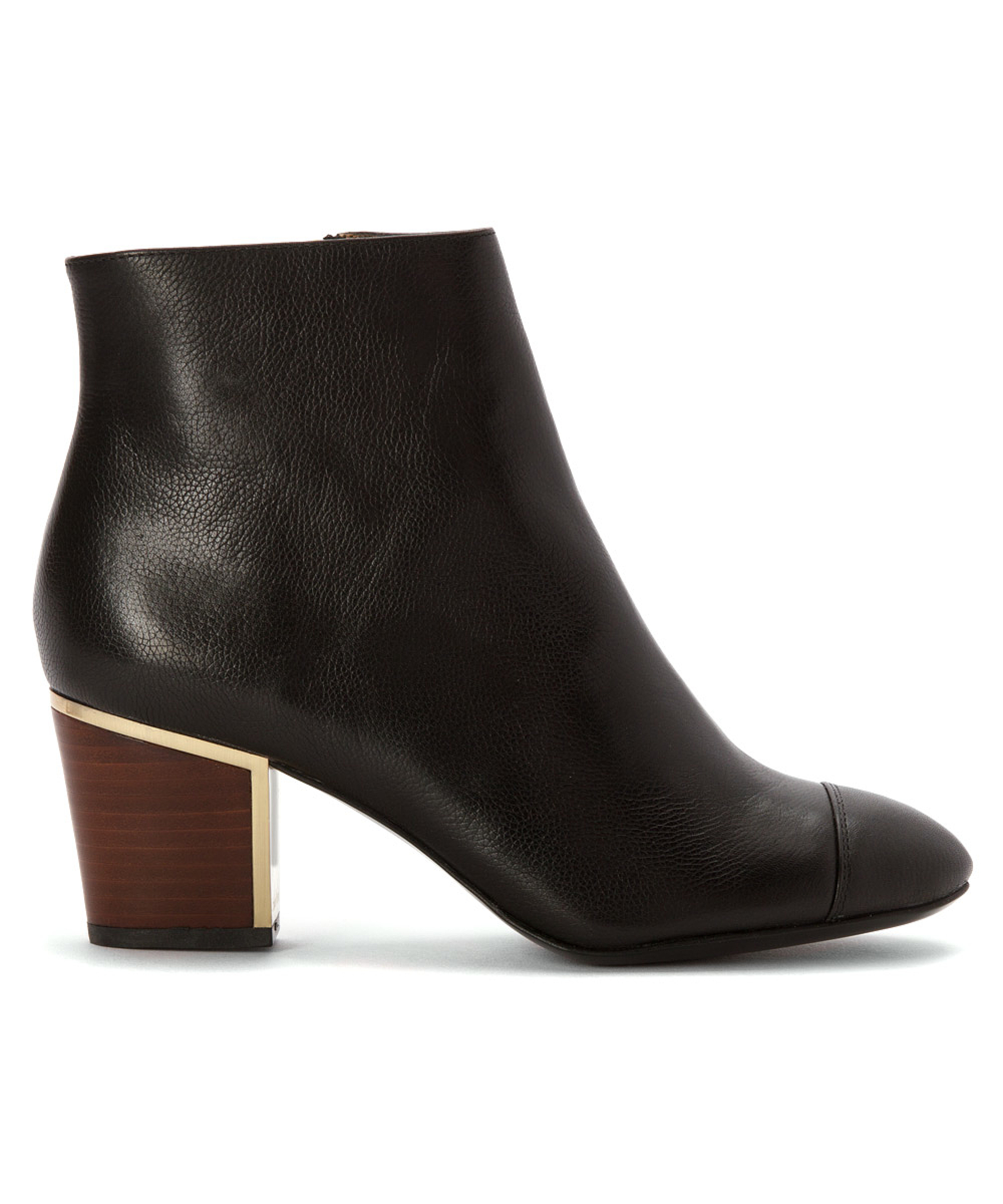 calvin klein s kristi boots in black lyst