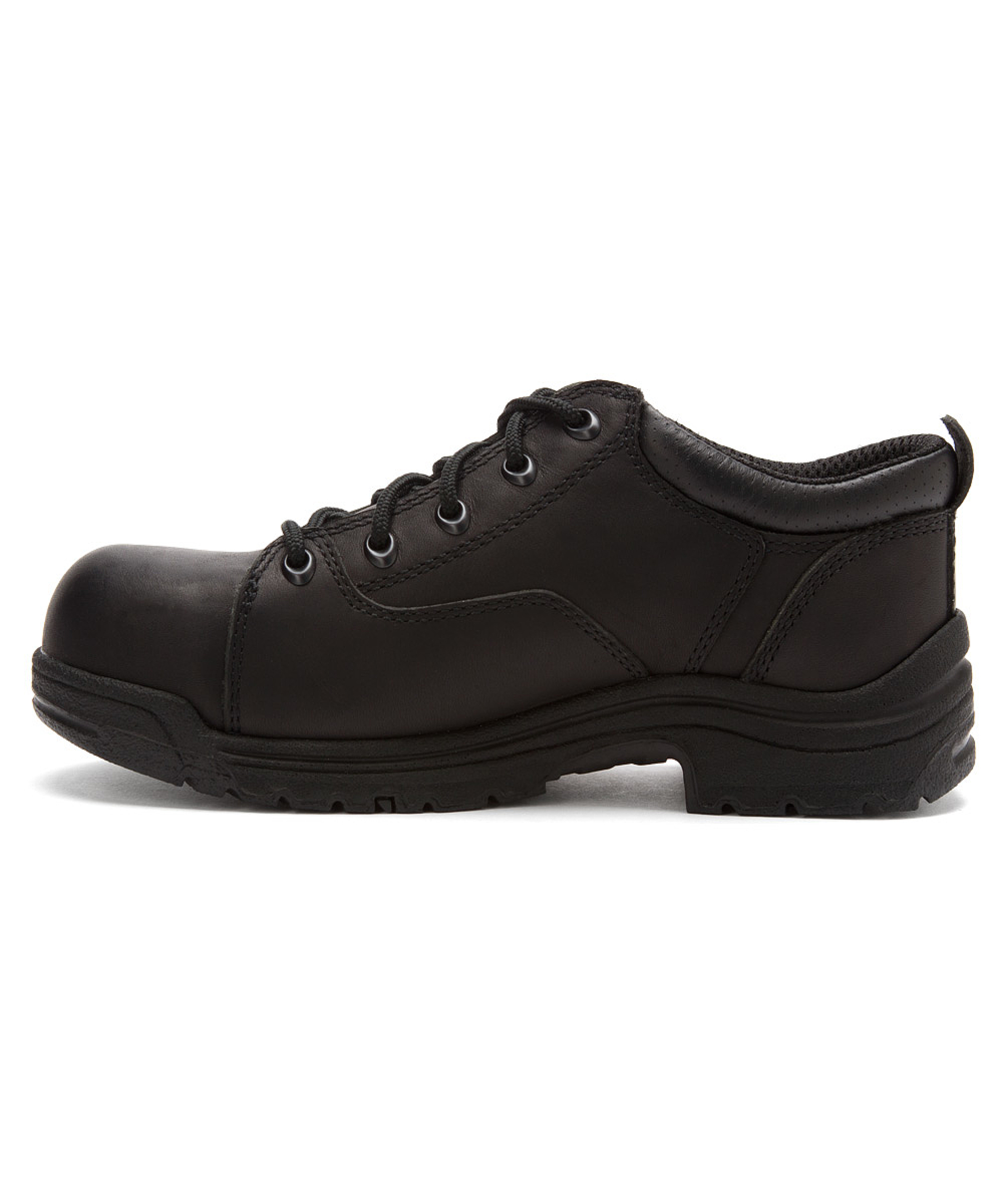 Timberland Womenu0026#39;s Pro-titanu00e2u00ae Safety Toe Oxford Work Shoes In Brown | Lyst