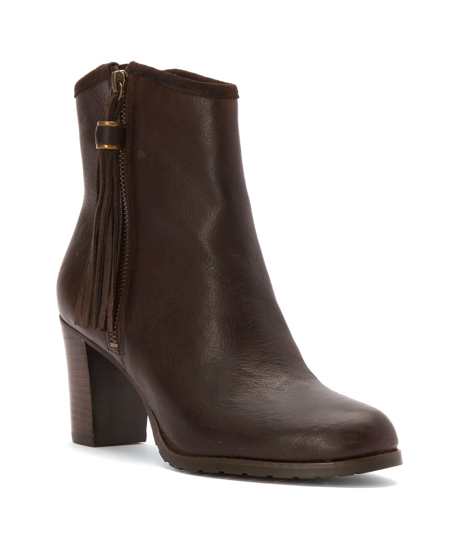 Fantastic  Lauren Lauren Ralph Lauren McLeod Women Suede Brown Knee High Boot