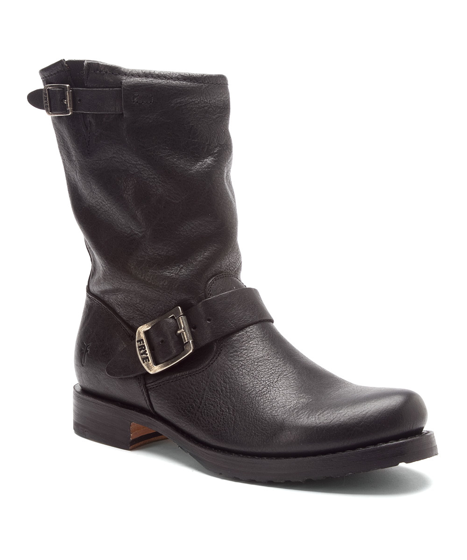 New Gabor Boots  Eclectic Ladies Calf High Boots In Black Leather Mozimo