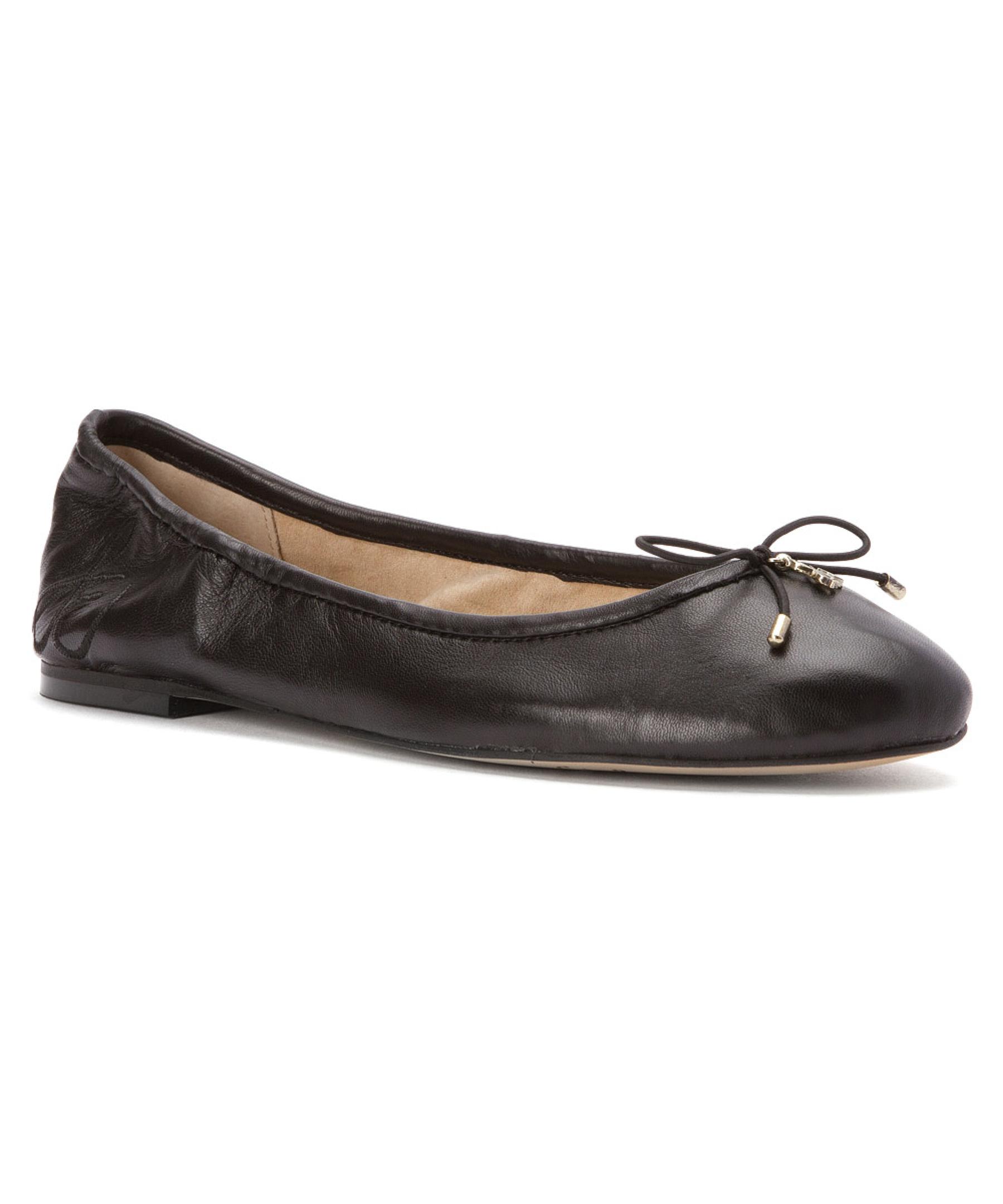 ab91b725840e Sam Edelman Womenu0026 39 s Felicia Flats Shoes In Brown