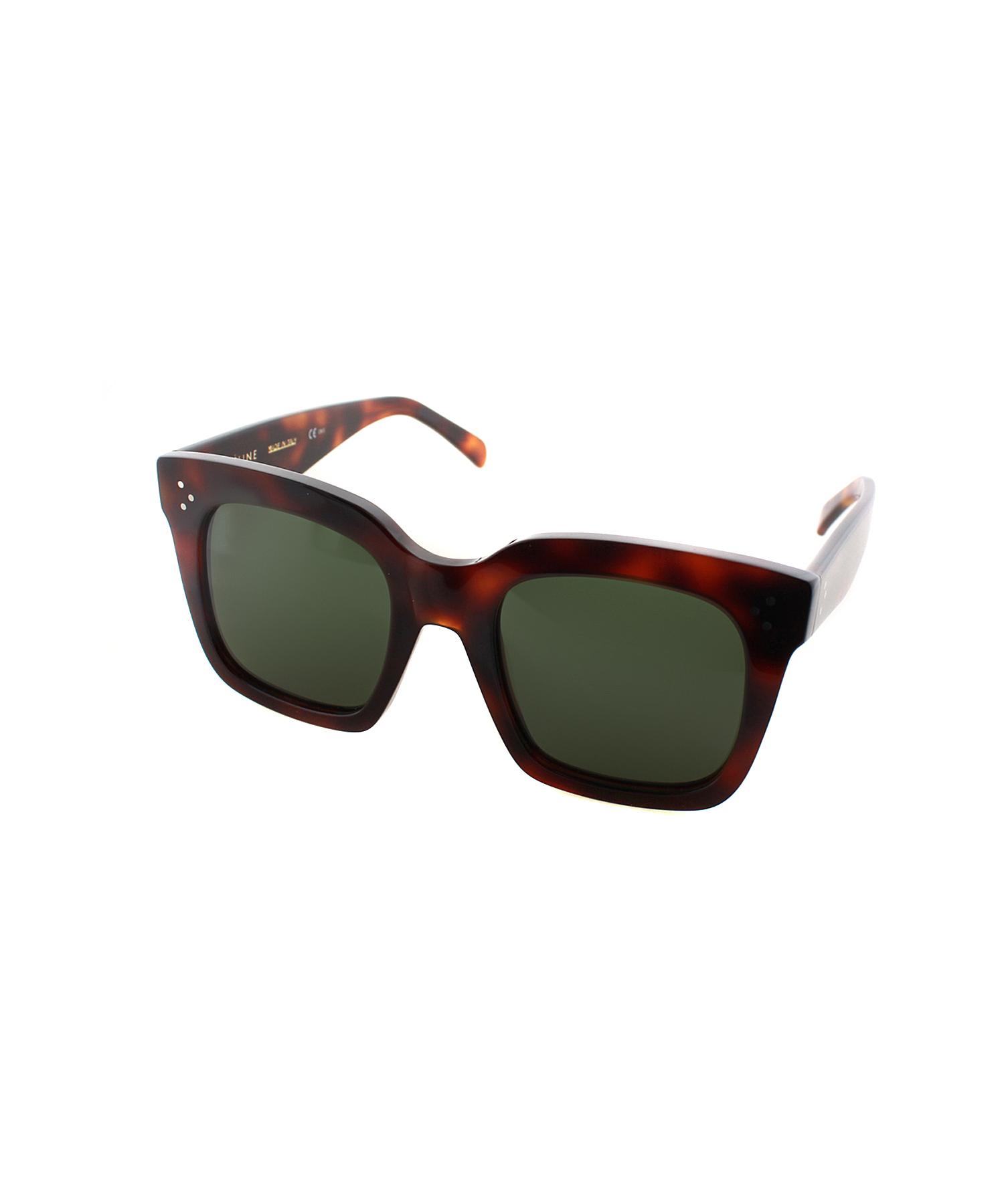 06fca129c91 Celine Black Square Sunglasses