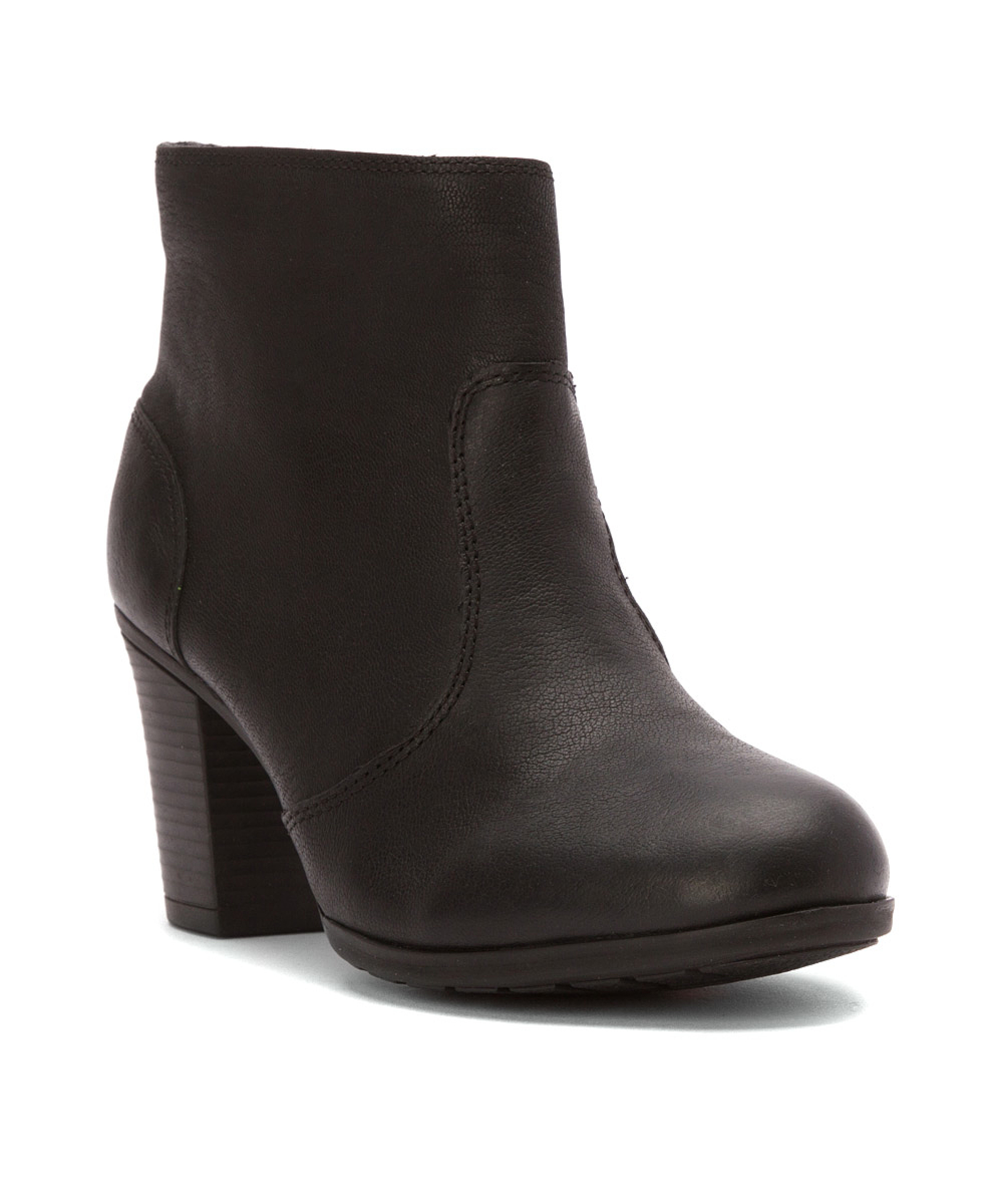 rockport s city casuals catriona zip bootie boots in