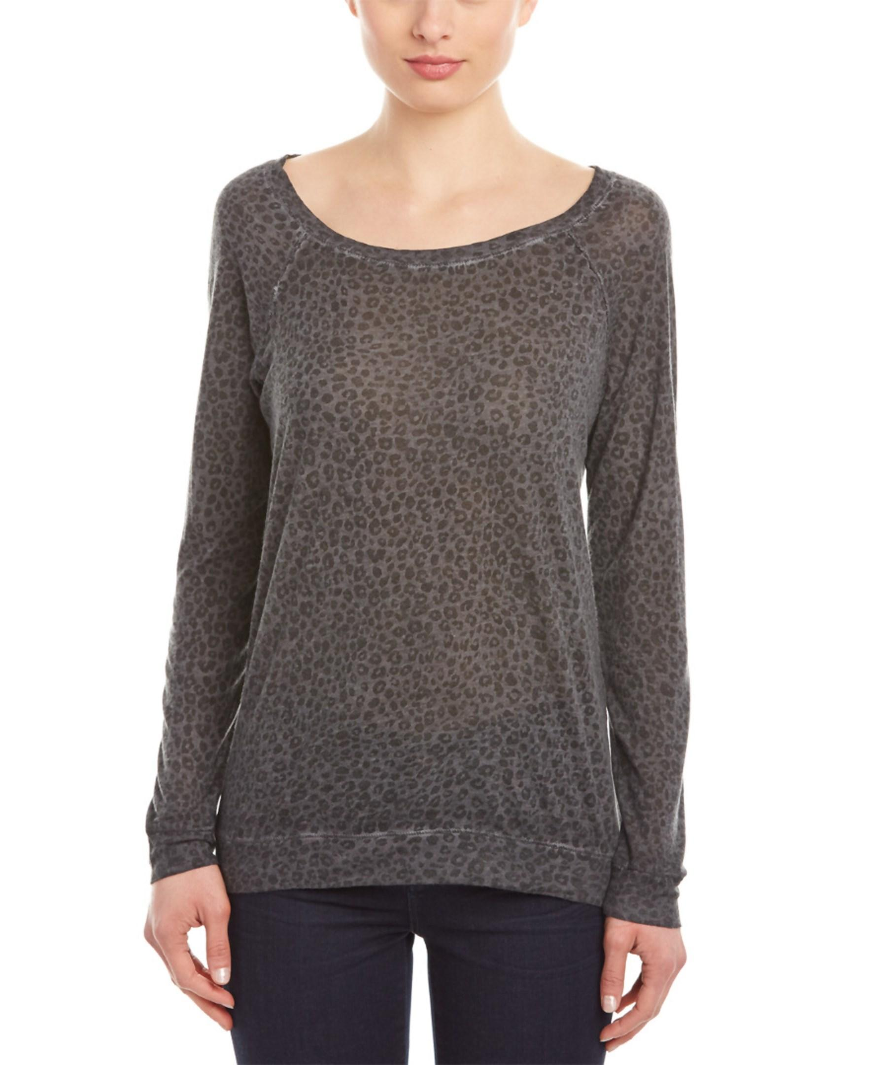 Majestic Filatures Cashmere Silk Blend Sweatshirt In