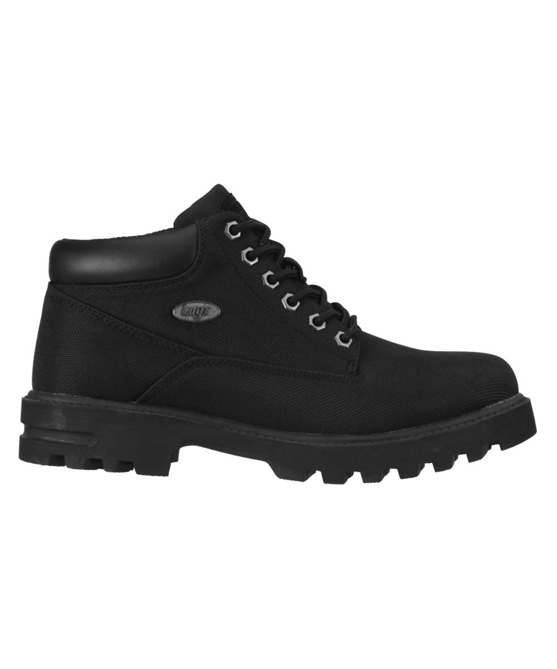 lugz s empire ballistic boots in black for lyst