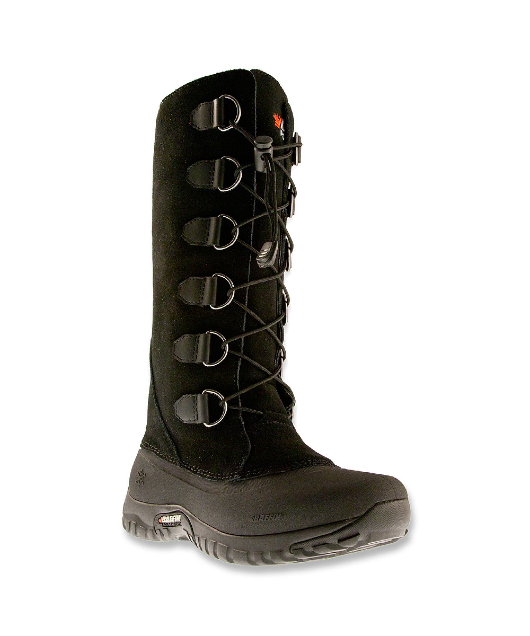 baffin s coco snow boots in black lyst