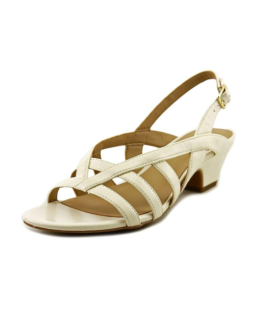 245816c56906 Lyst - Naturalizer Womens Belize Open Toe Casual Slingback Sandals ...
